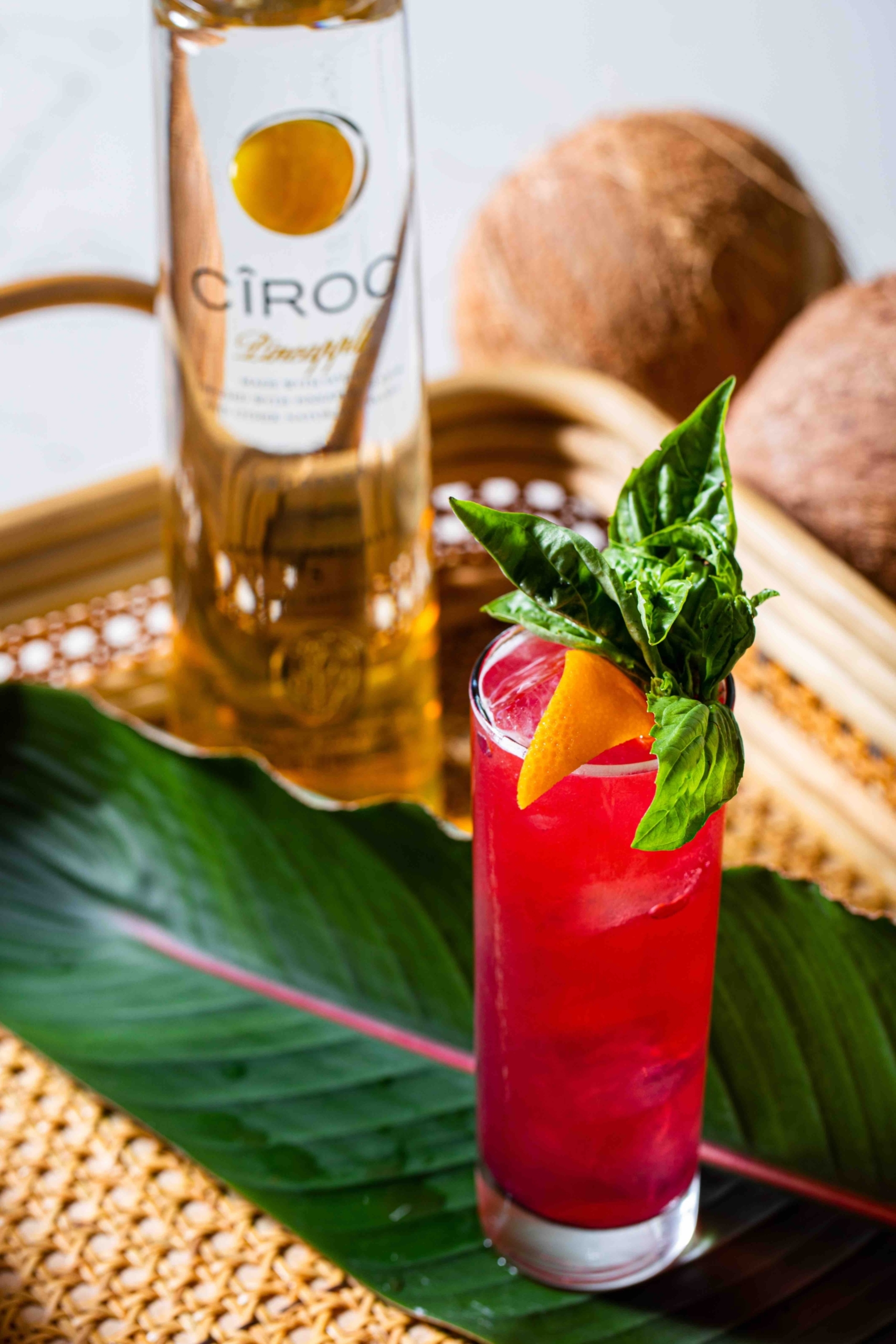 Cocktails To Whip Up This Labor Day Weekend