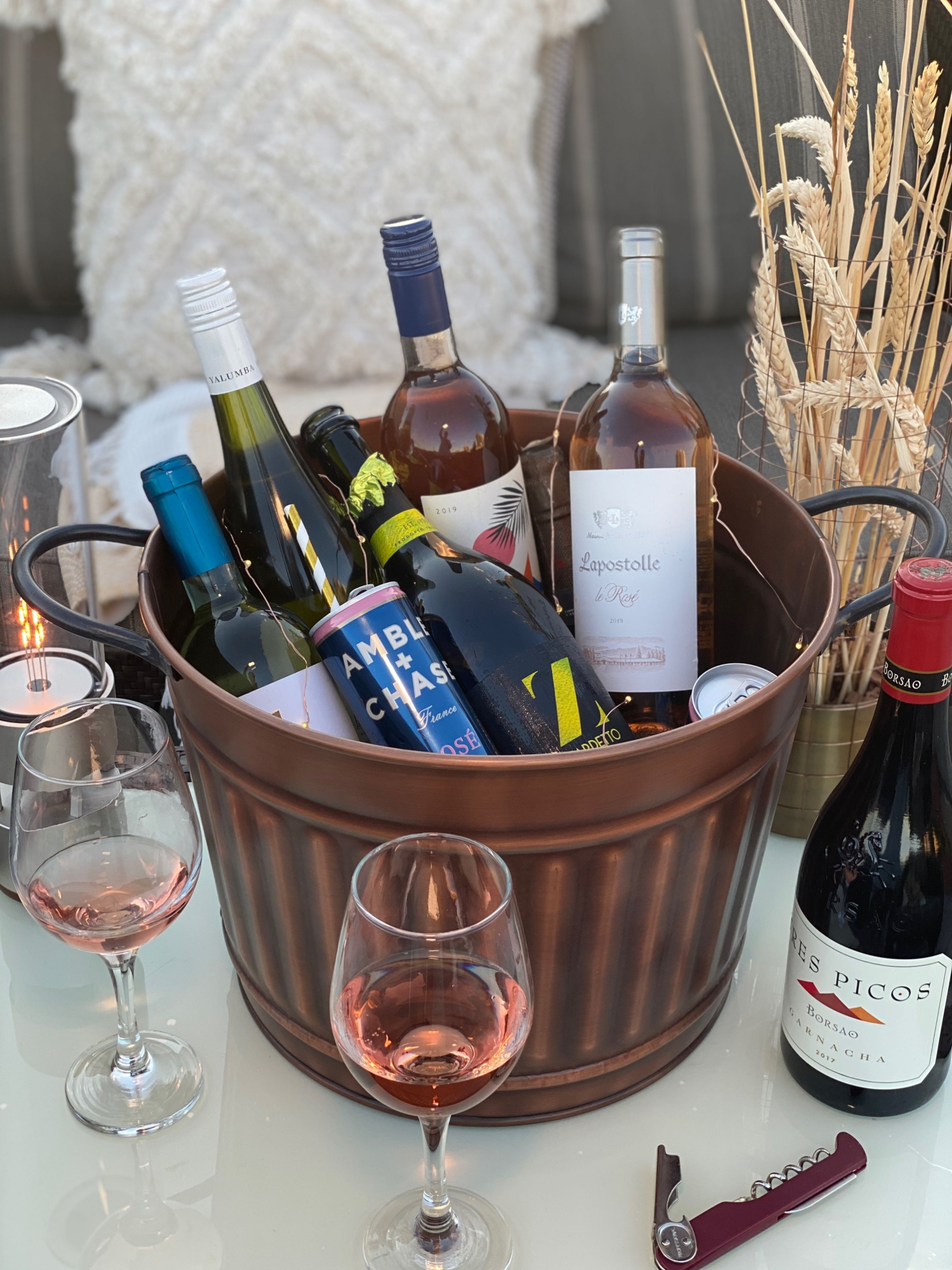 These Are The Best Wines For Summer Entertaining