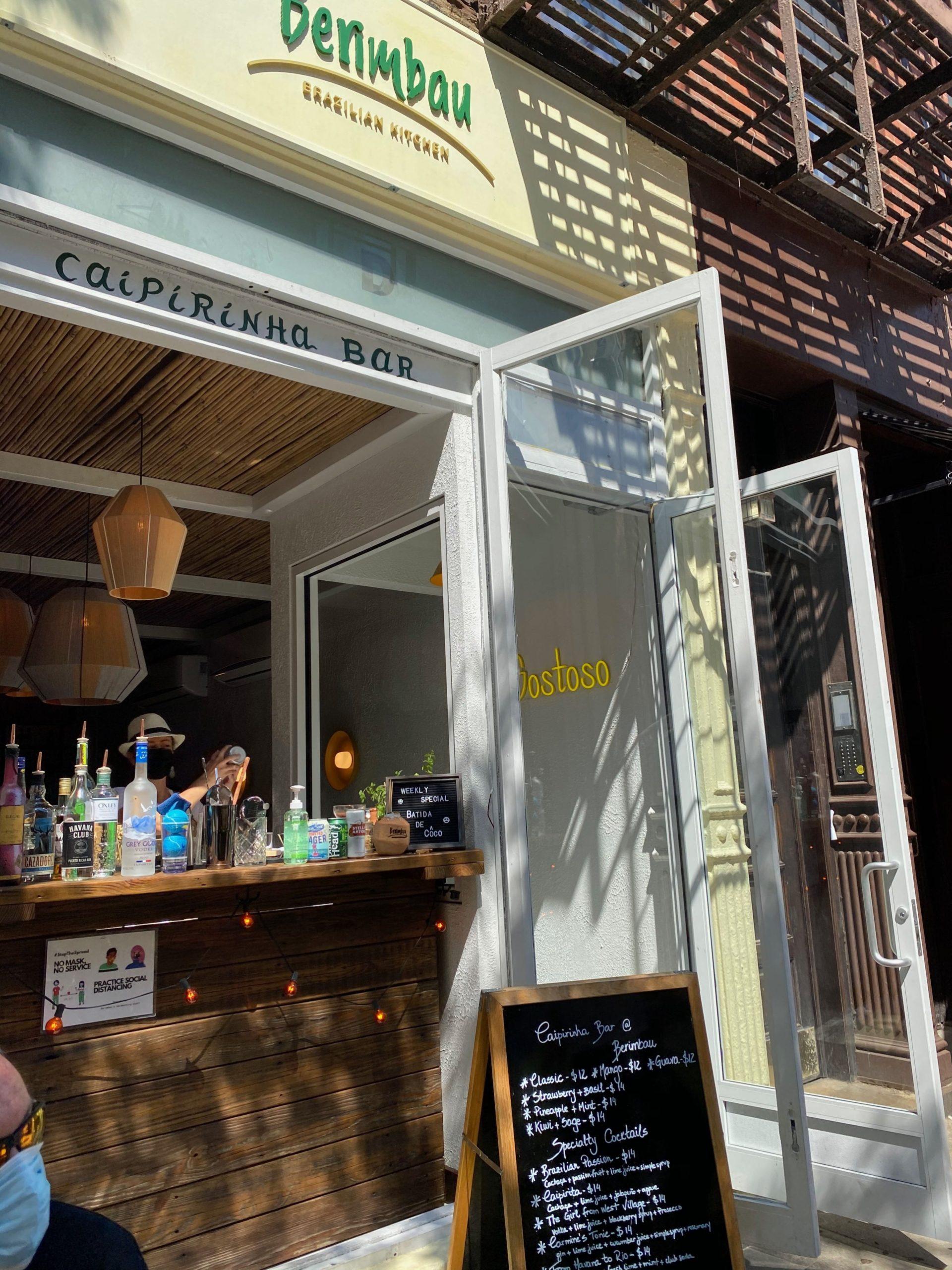 We Found The Best Way To Enjoy Caipirinhas in NYC