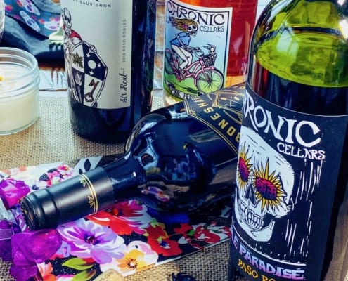 These Stylish And Spooky Wines Are Great For Halloween Night Wine Tasting