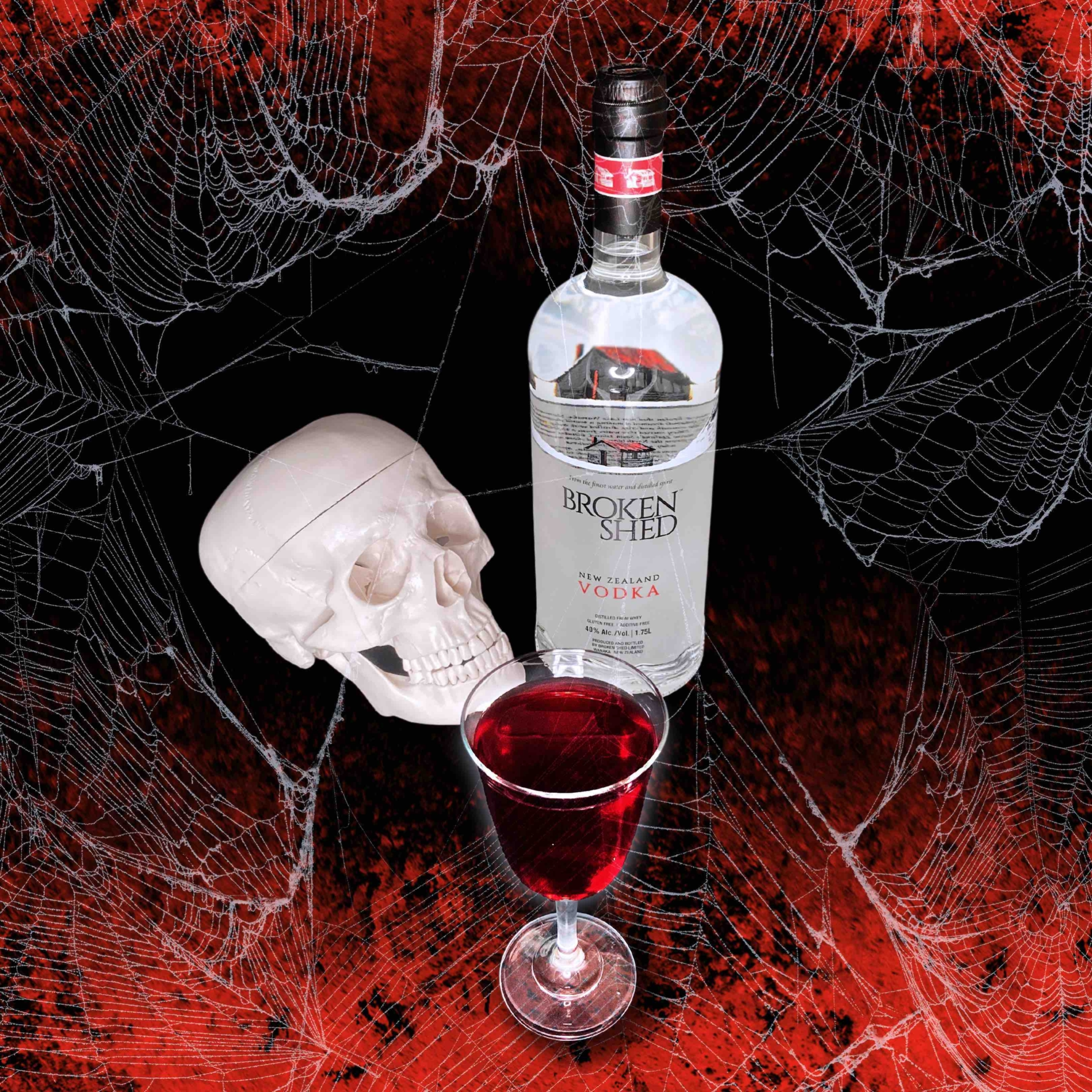 These Halloween Cocktails Are Hauntingly Good To Make At HomeBroken Bones