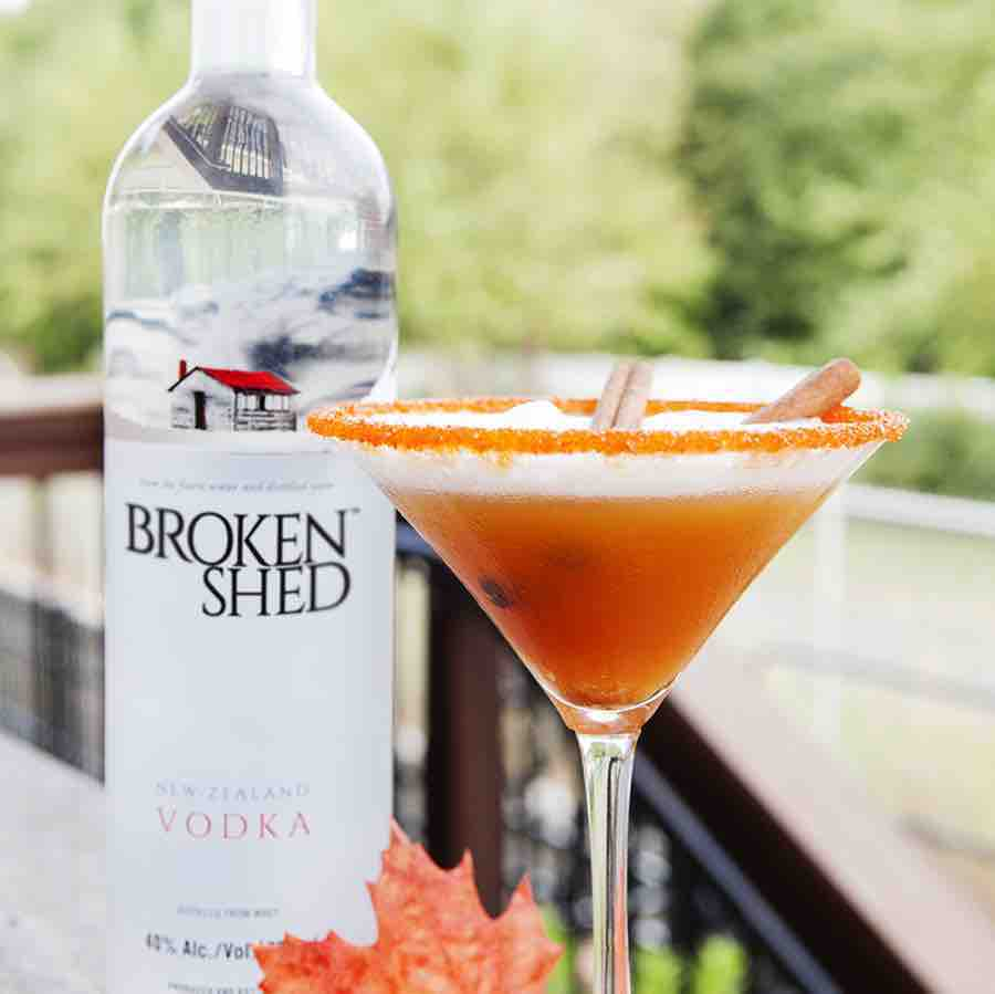 These Halloween Cocktails Are Hauntingly Good To Make At HomeBroken Pumpkin Cider