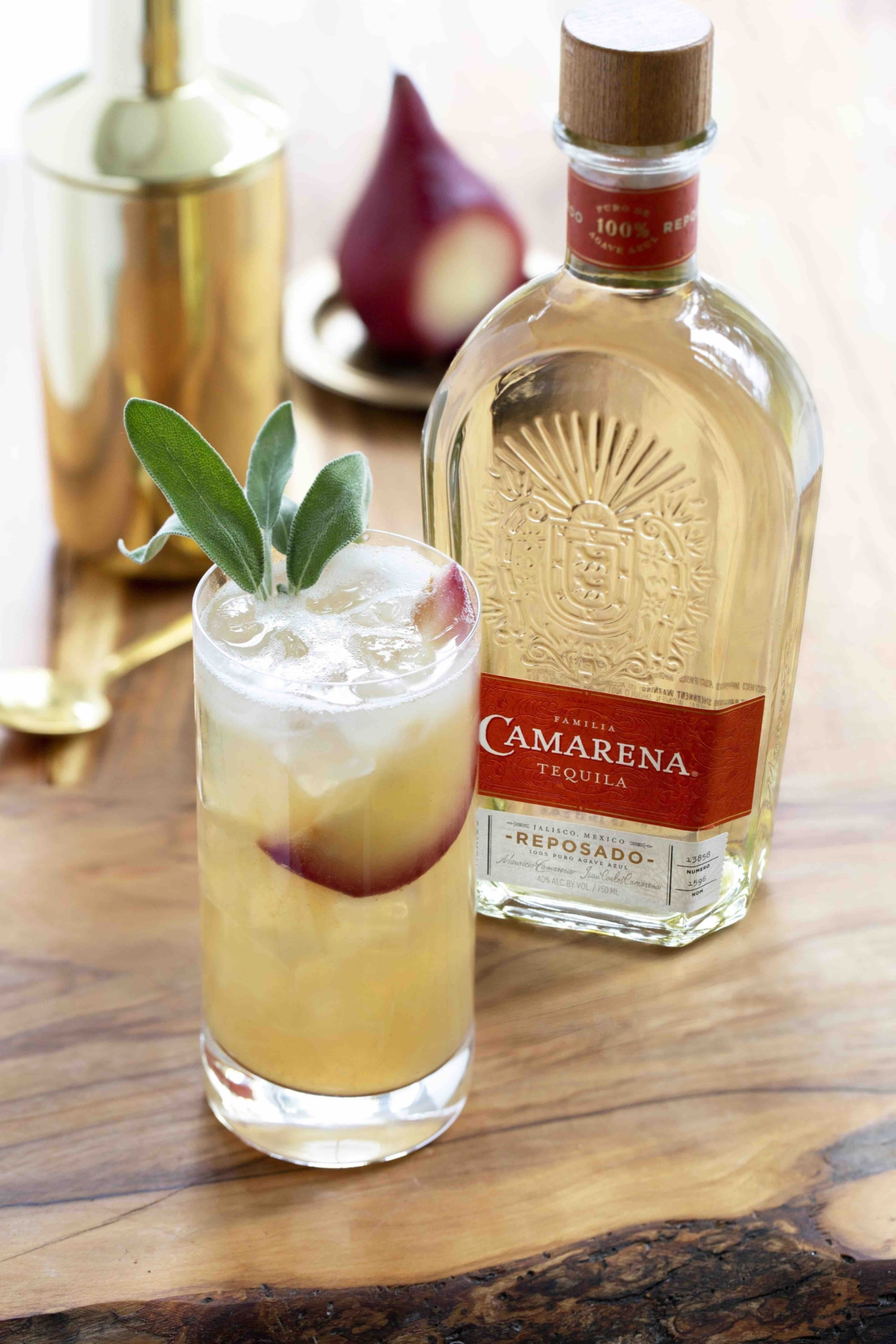 Pera Perfecta Cocktail
