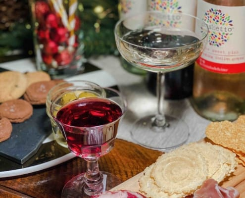 Celebrating Holidays With Mosketto Low Alcohol Wines