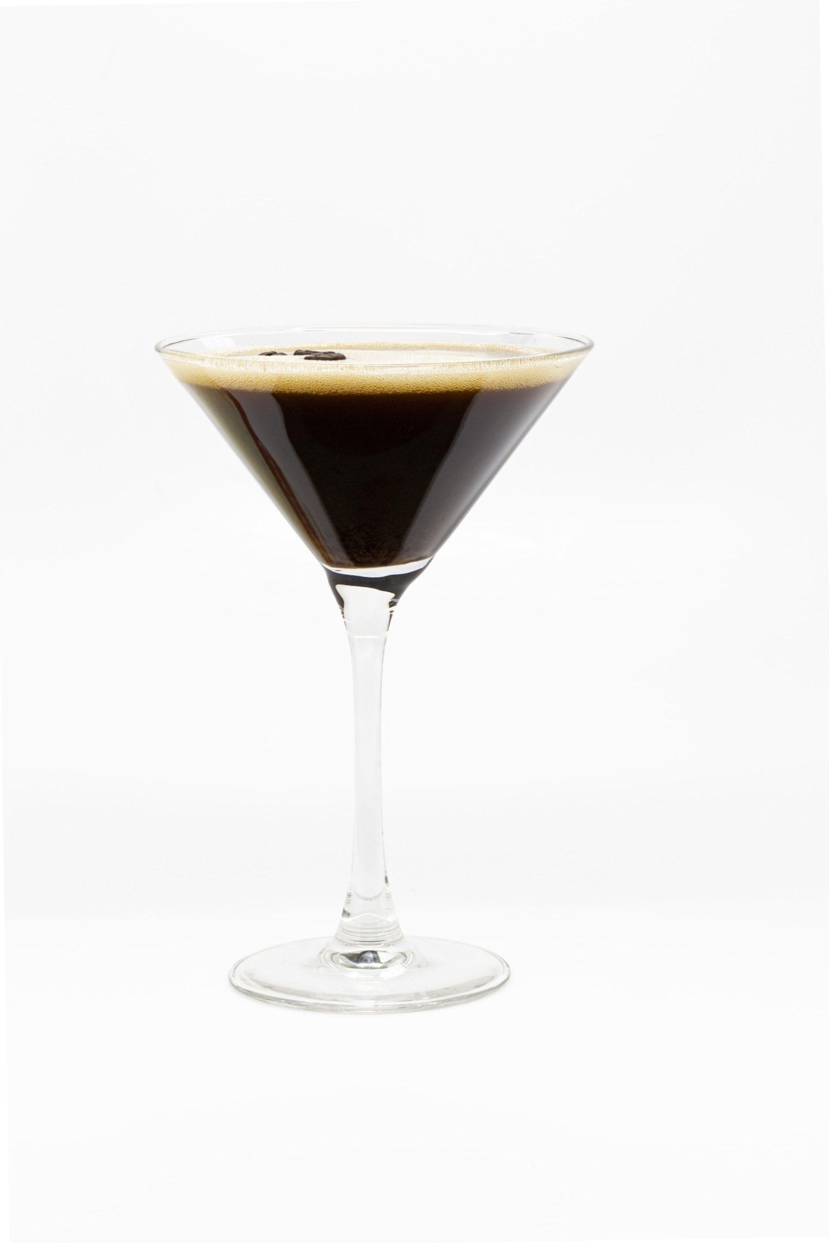 Espresso Holiday Martini