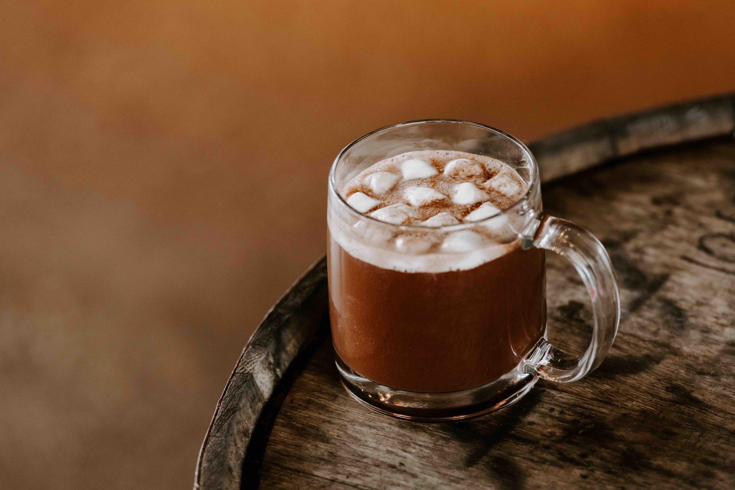 Bourbon Hot Chocolate Is Best Cold Weather Cocktail