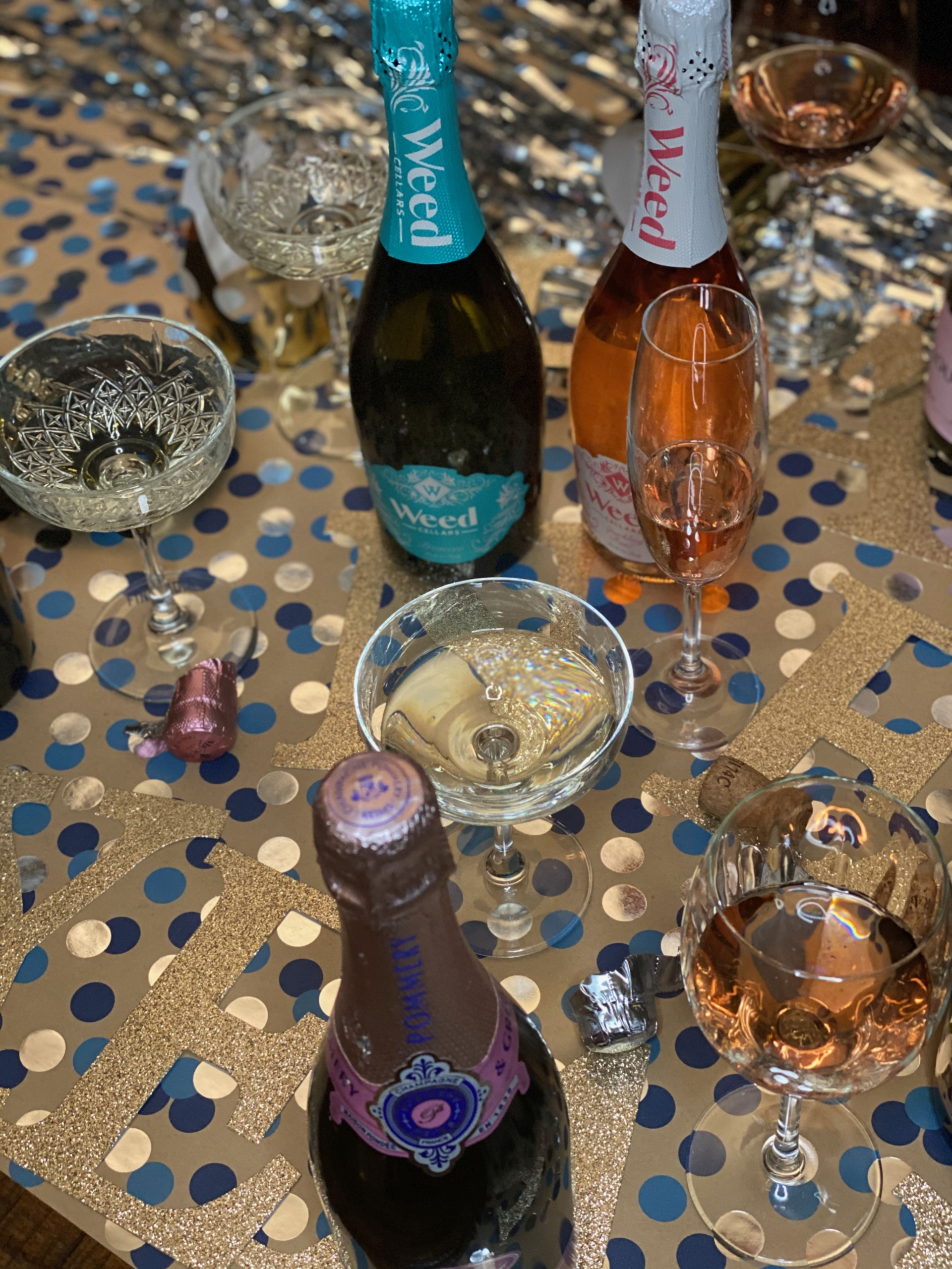 Sparkling Wines For NYE