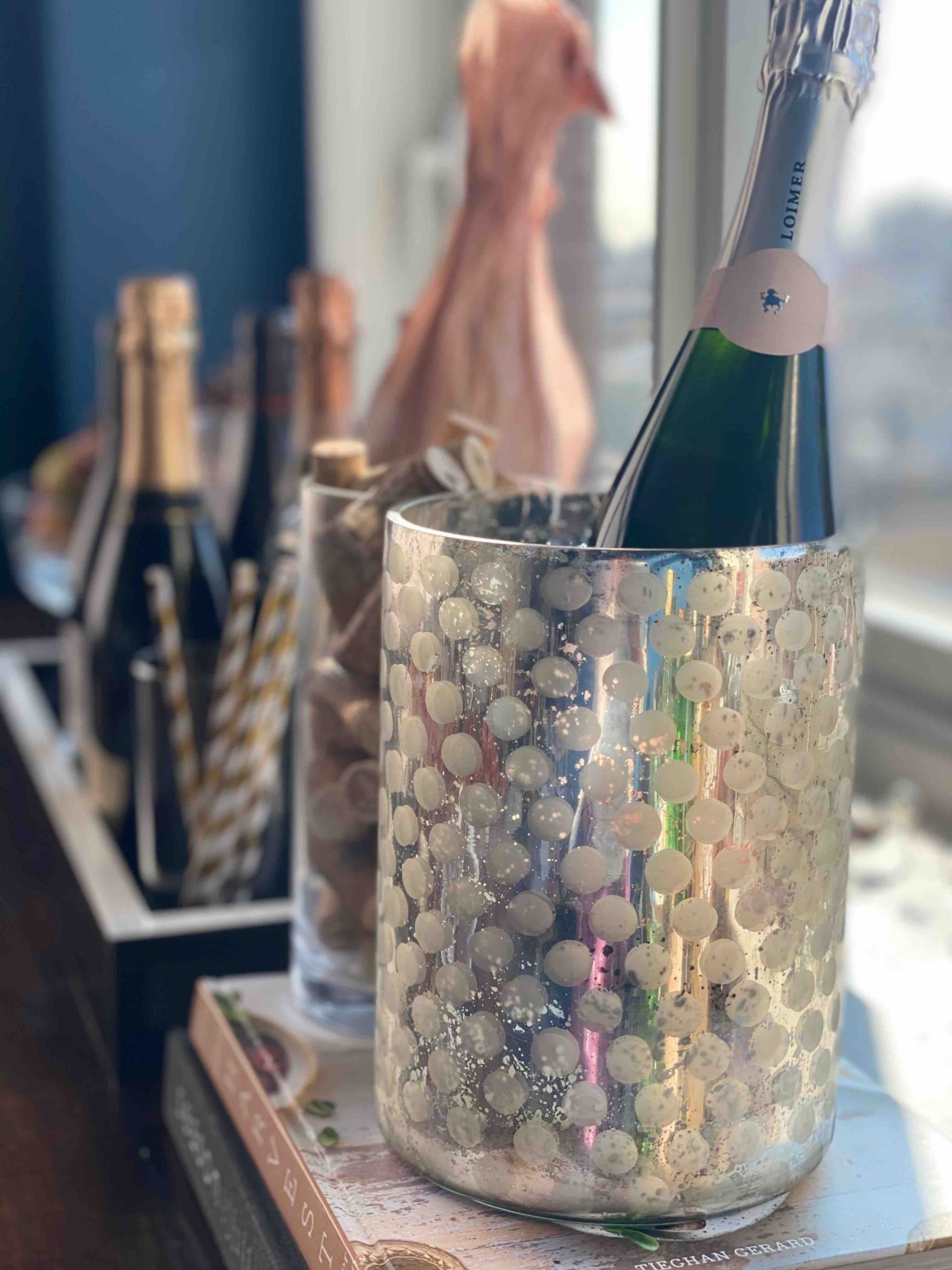 Bubbly For New Year's Eve