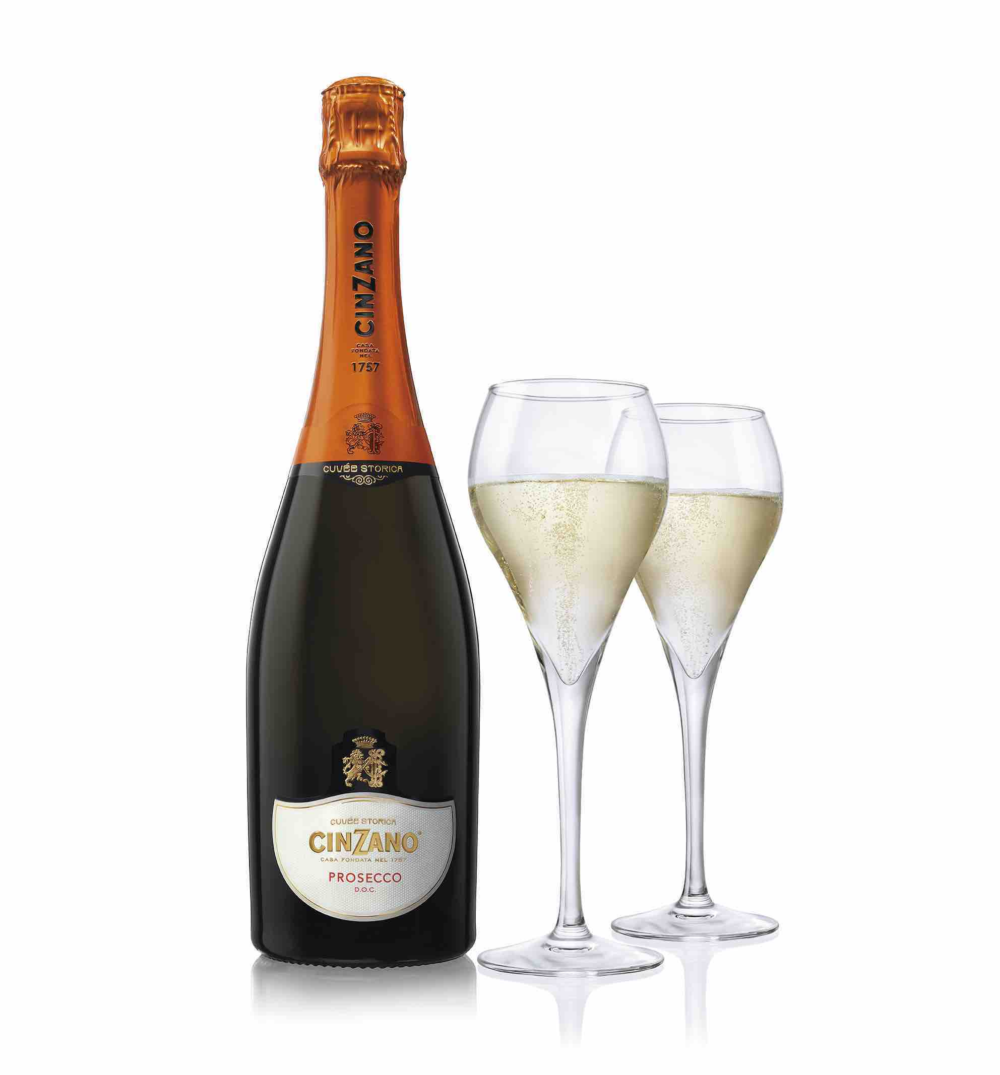 Cinzano Sparkling Bubbly For NYE