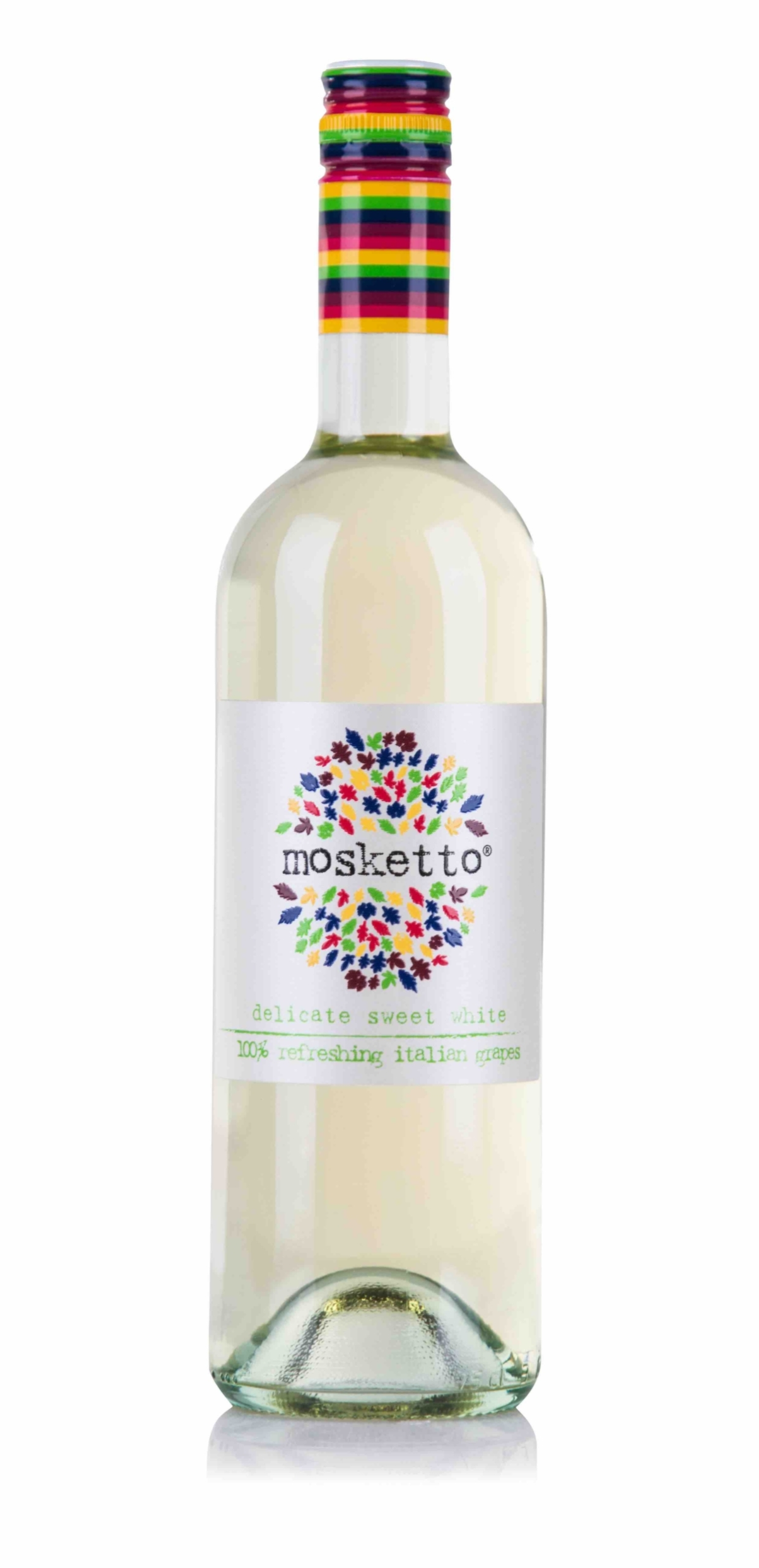 Mosketto Delicate Sweet Low Alcohol Wine