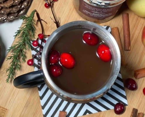 My Rye Hot Toddy Is The Best Cold Weather Cocktail