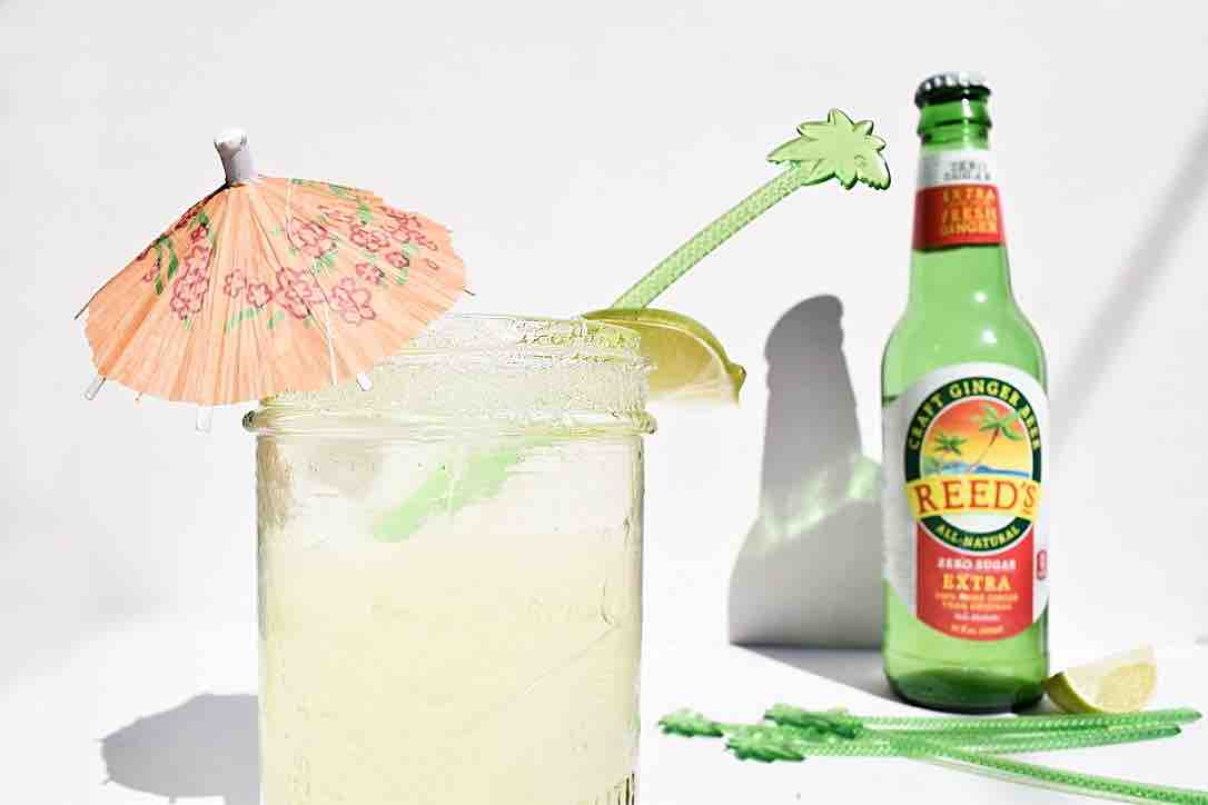 Reed's Keto Spicy Margarita Is A Must To Make At Home On National Margarita Day