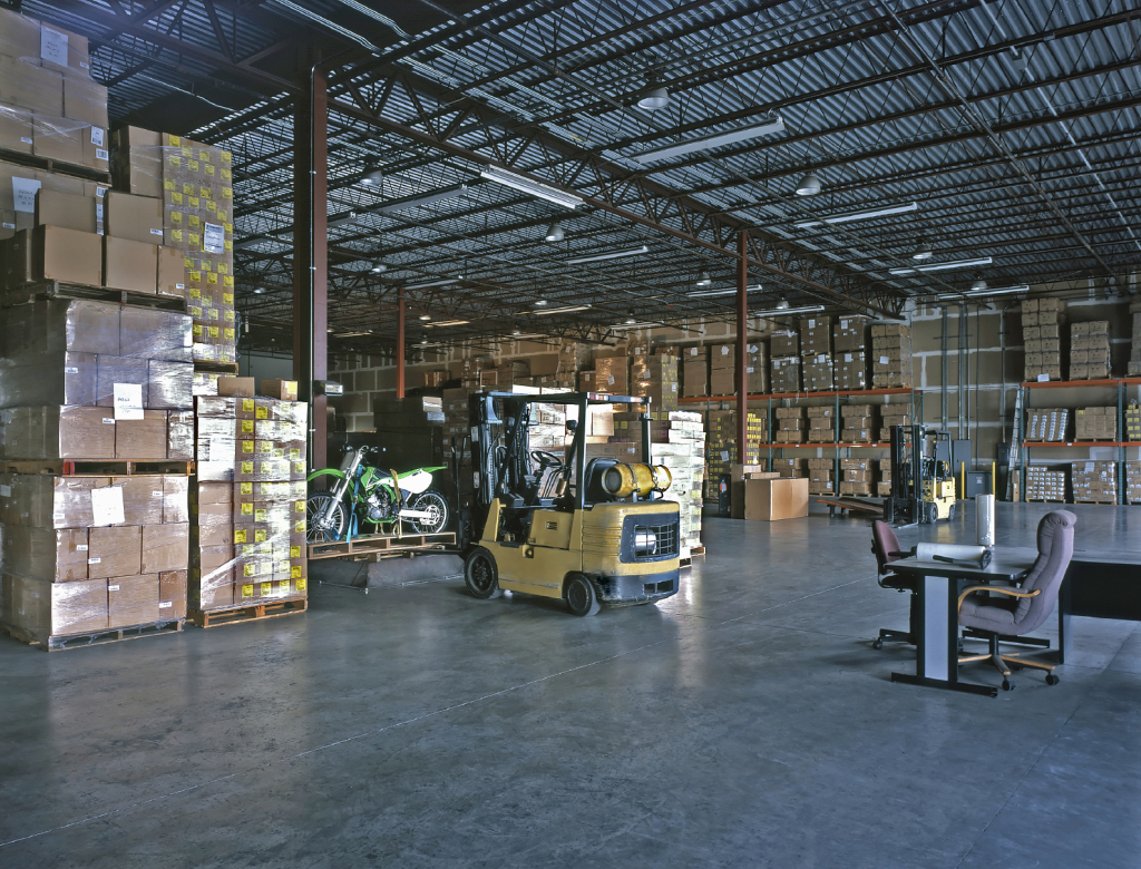 Industrial Warehouse Security Services