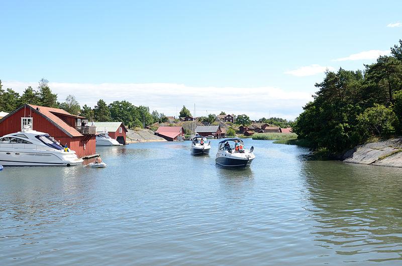 Harstena, Sweden