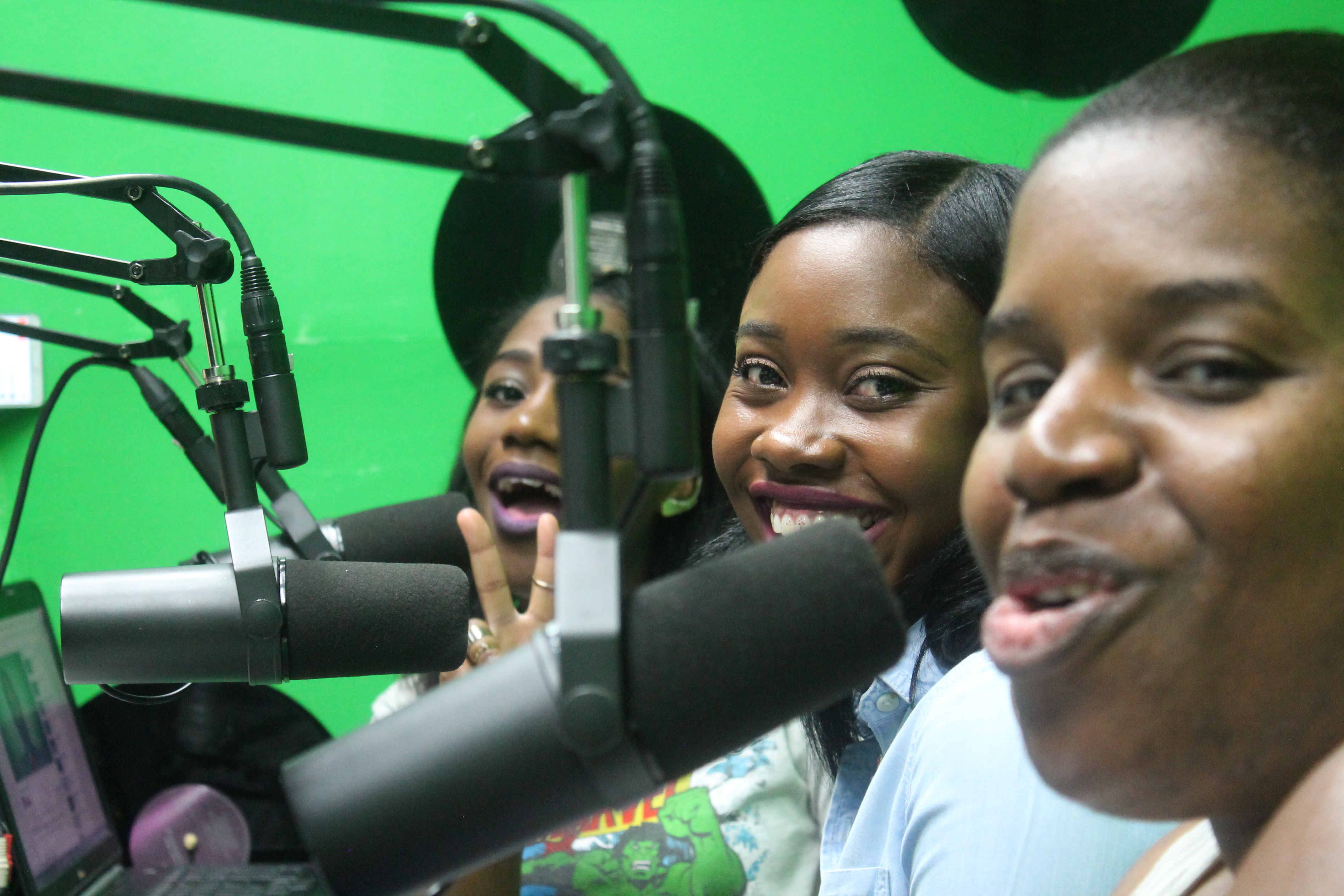 "Featured Guest at ""Real Talk"" Radio Show, 97.5fm Elizabeth, NJ"