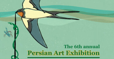 2021 Persian Art Exhibition is Online