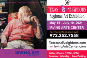 The Texas & Neighbors Exhibit is open through July 10