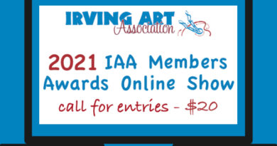 2021 66th IAA Members Online Awards Show call for art – only $20+ to enter