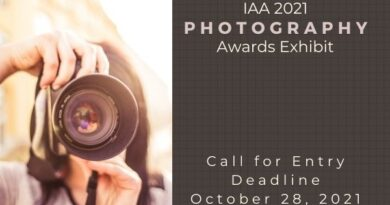 Enter the 2021 IAA Photography Awards Competition – New dates