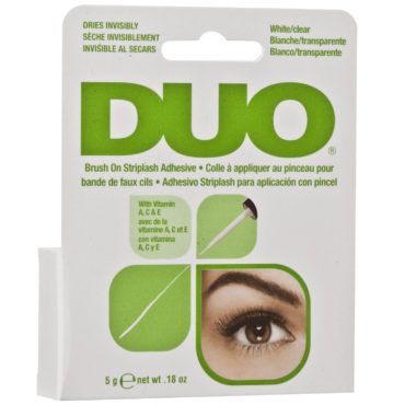 Duo Glue Brush On Clear