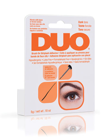 Duo Glue Brush On Dark
