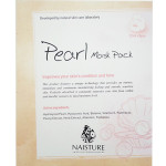 Naisture Cotton Sheet Mask PEARL