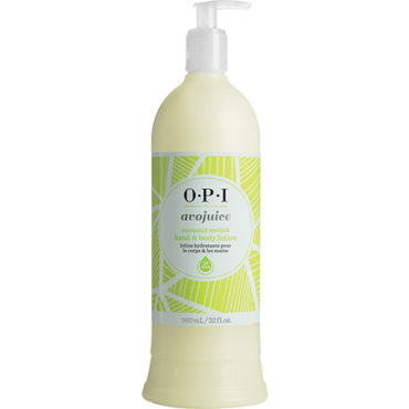 OPI Avojuice : Coconut Melon