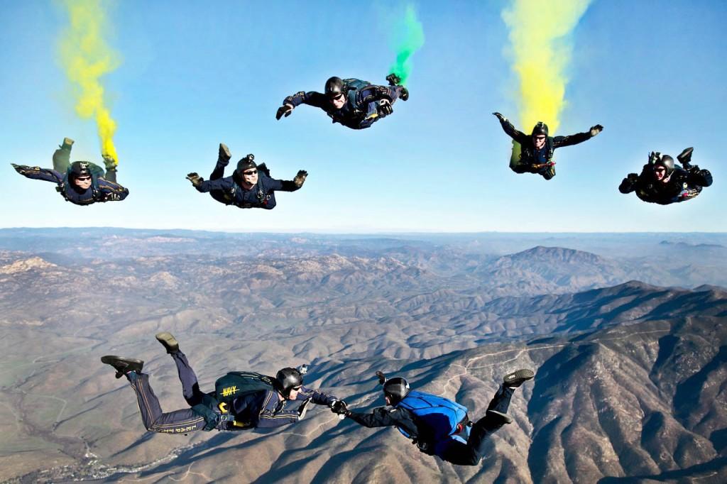 group-travel-insurance-parachuting