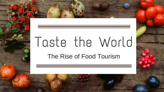 Food Tourism and Culinary Tours