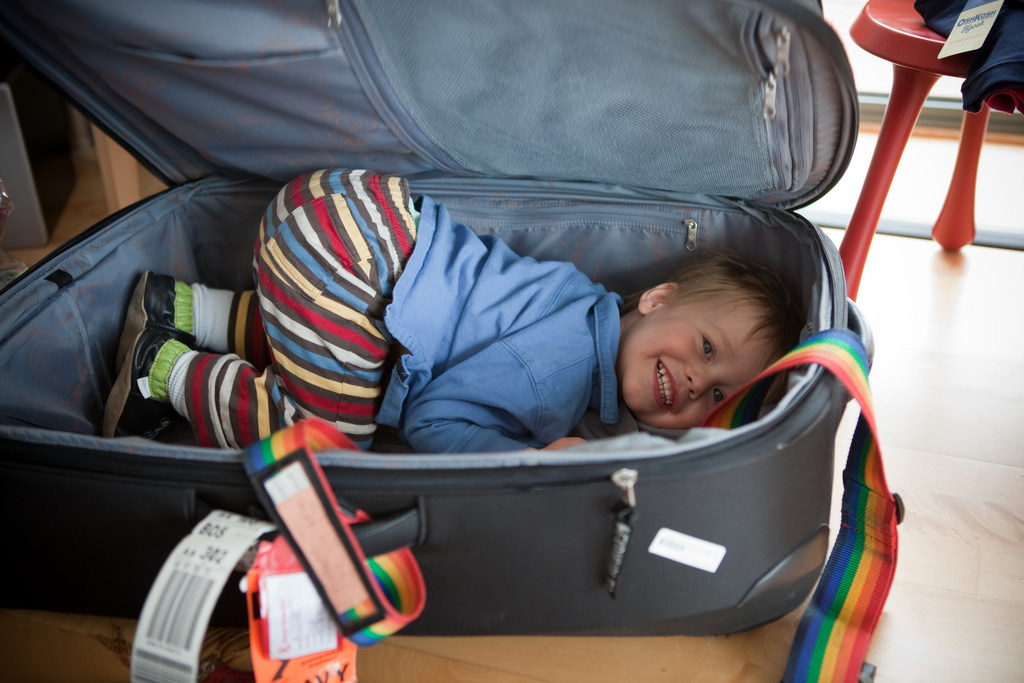 Humorous international travel tips for the family