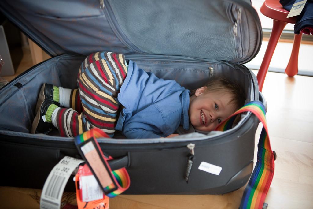 Humorous international travel tips for the family
