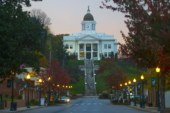 Jackson County, NC Selected as USA Today 2019 Winner for Fall Foliage