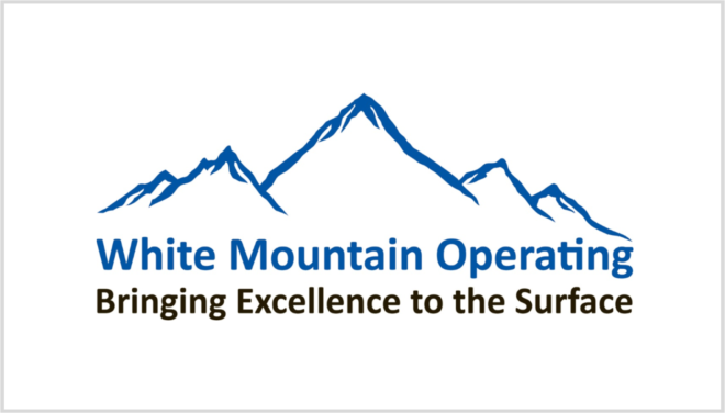 Company post - White Mountain Operating