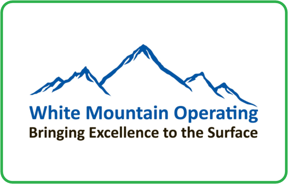 Hole Sponsor - White Mountain Operating