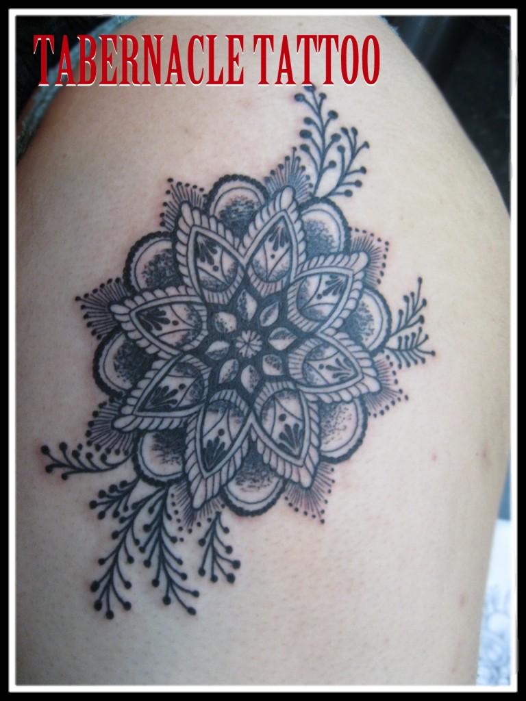 Mandala tattoo artist tampa