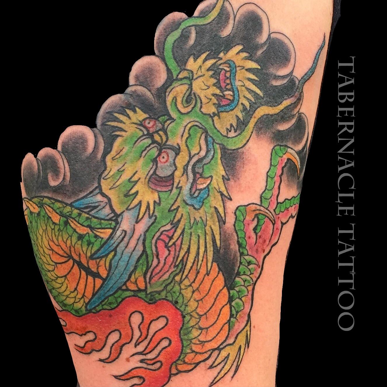 Tampa tattoo