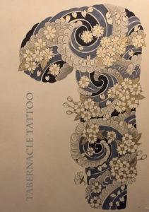 Japanese tattoo artist Florida