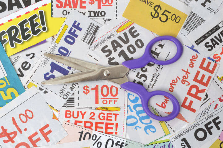 coupon clipping services