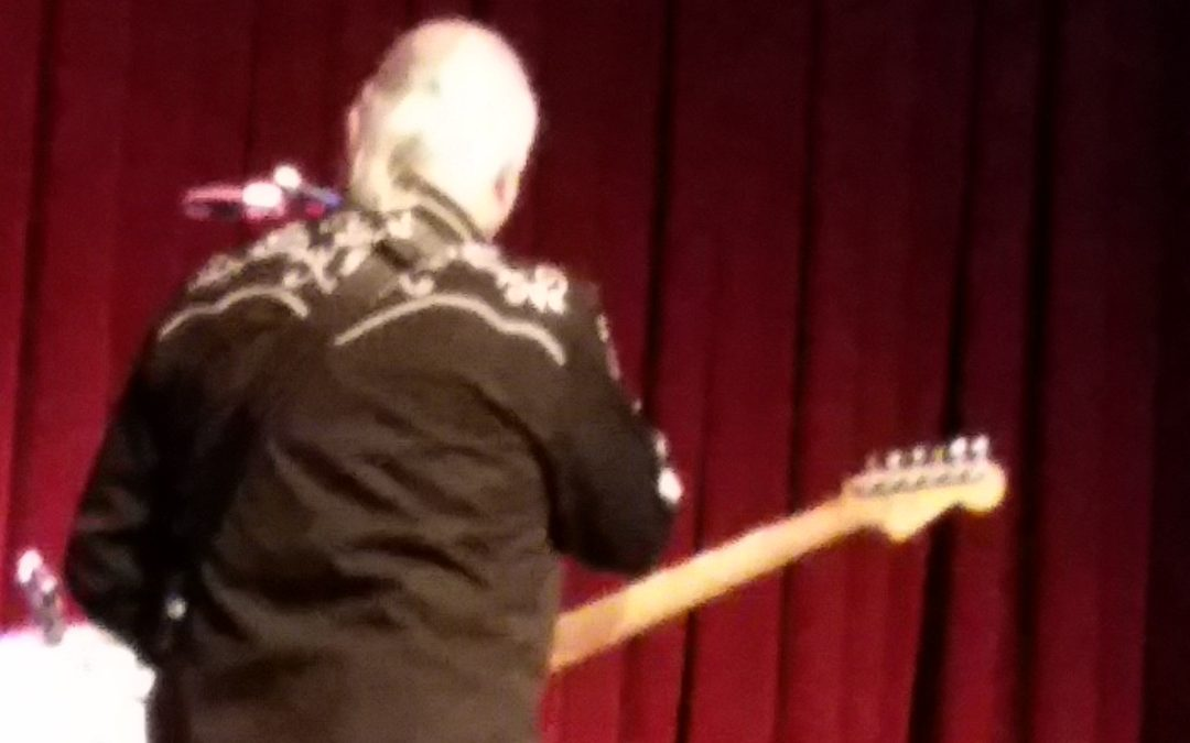 DICK DALE, KING OF THE SURF GUITAR, ROCKS ON