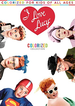 Colorized 'I Love Lucy' Theater Tribute Posts Huge Grosses on Lucille Ball's Birthday – New CD Release