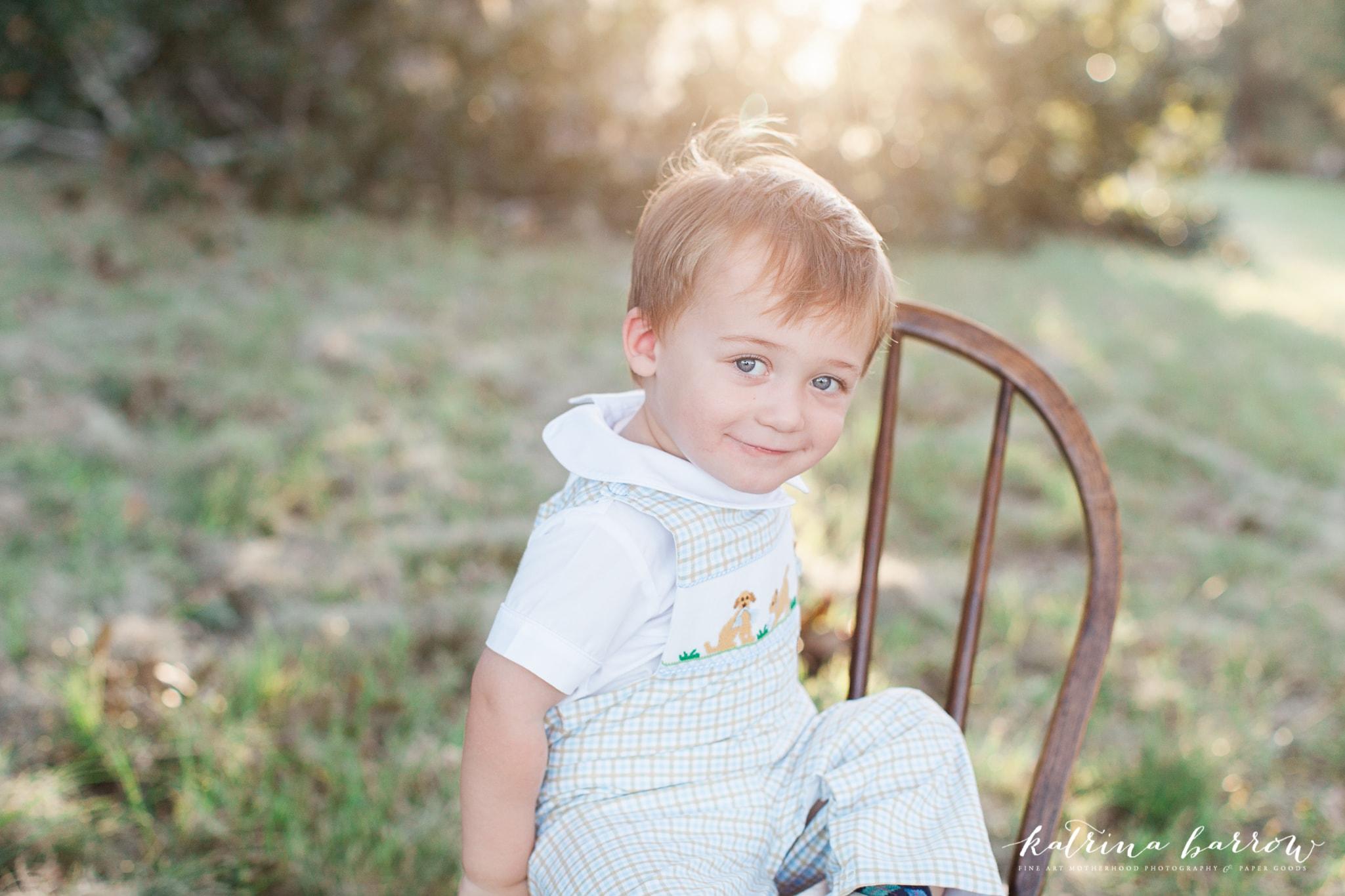 Savannah GA Children's Photographer
