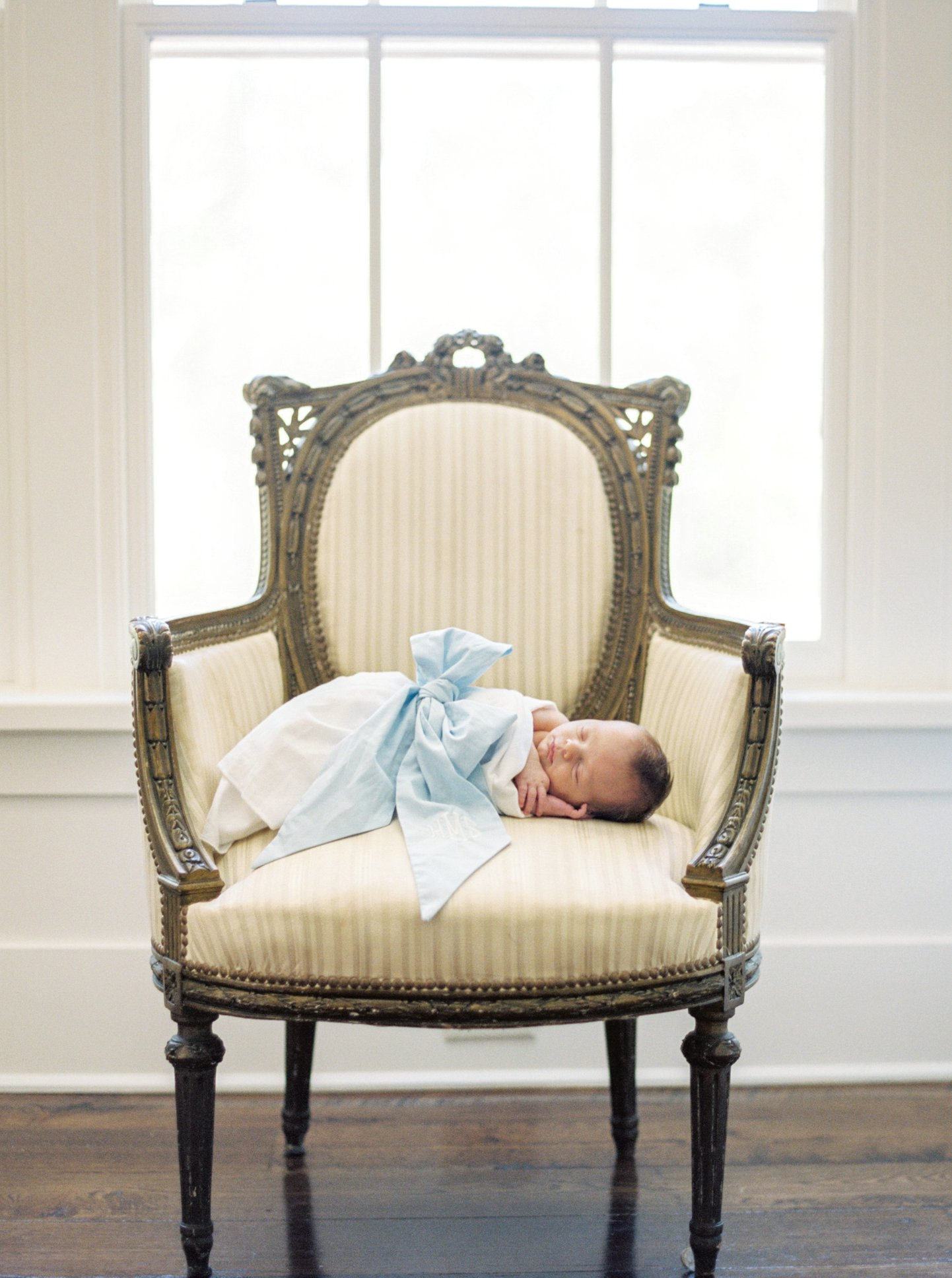 Lifestyle Newborn Session Hilton Head South Carolina