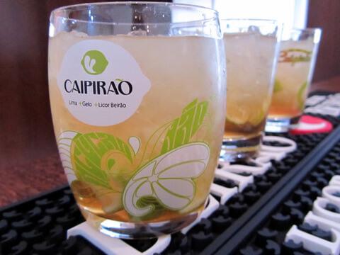 cocktails made with licor beirão