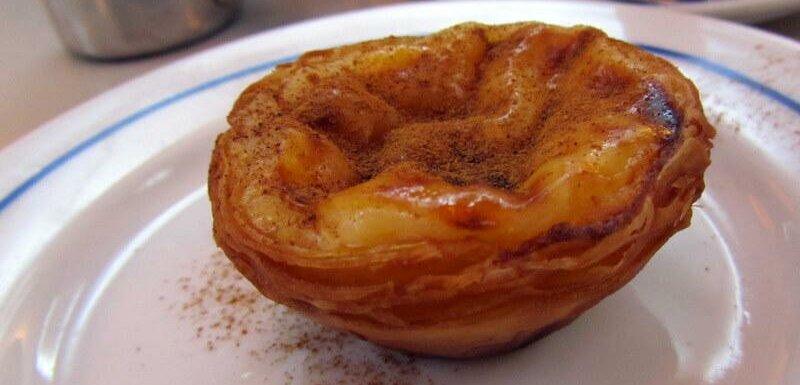 Pastel de Belem, a special brand of pastel de nata