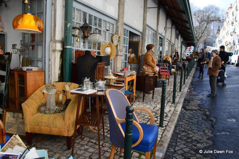 Feira da Ladra, Graça, Lisbon