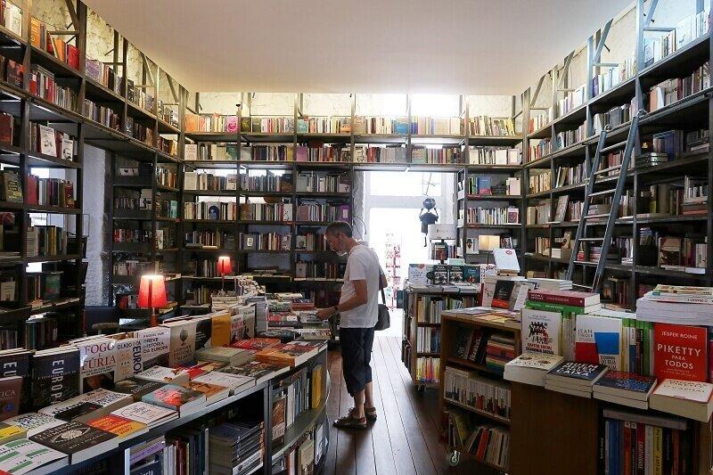 Centisima Pagina Bookstore, Braga