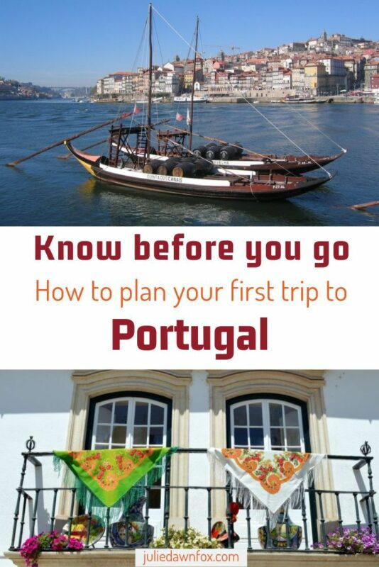 Practical insider tips to help you prepare for and enjoy your first trip to Portugal including what to bring, how to save money and advice for eating out.