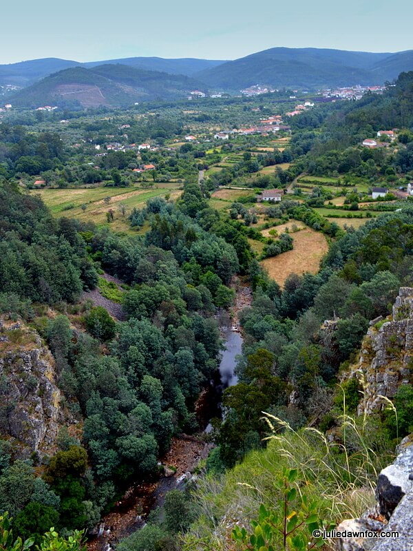 Cabril gorge and Ceira valley