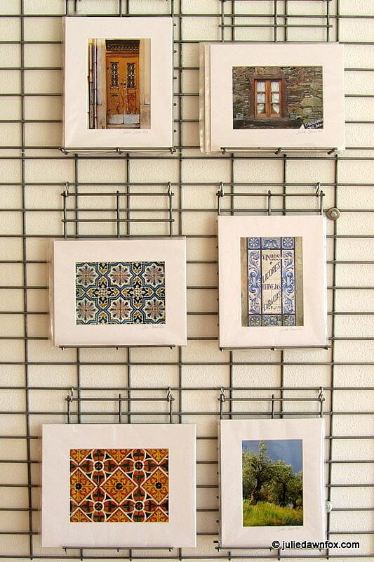 Photos by Julie Dawn Fox at Hannah's Gallery in Serpins