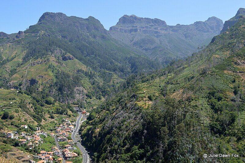 Mountains, Serra de Agua, Madeira